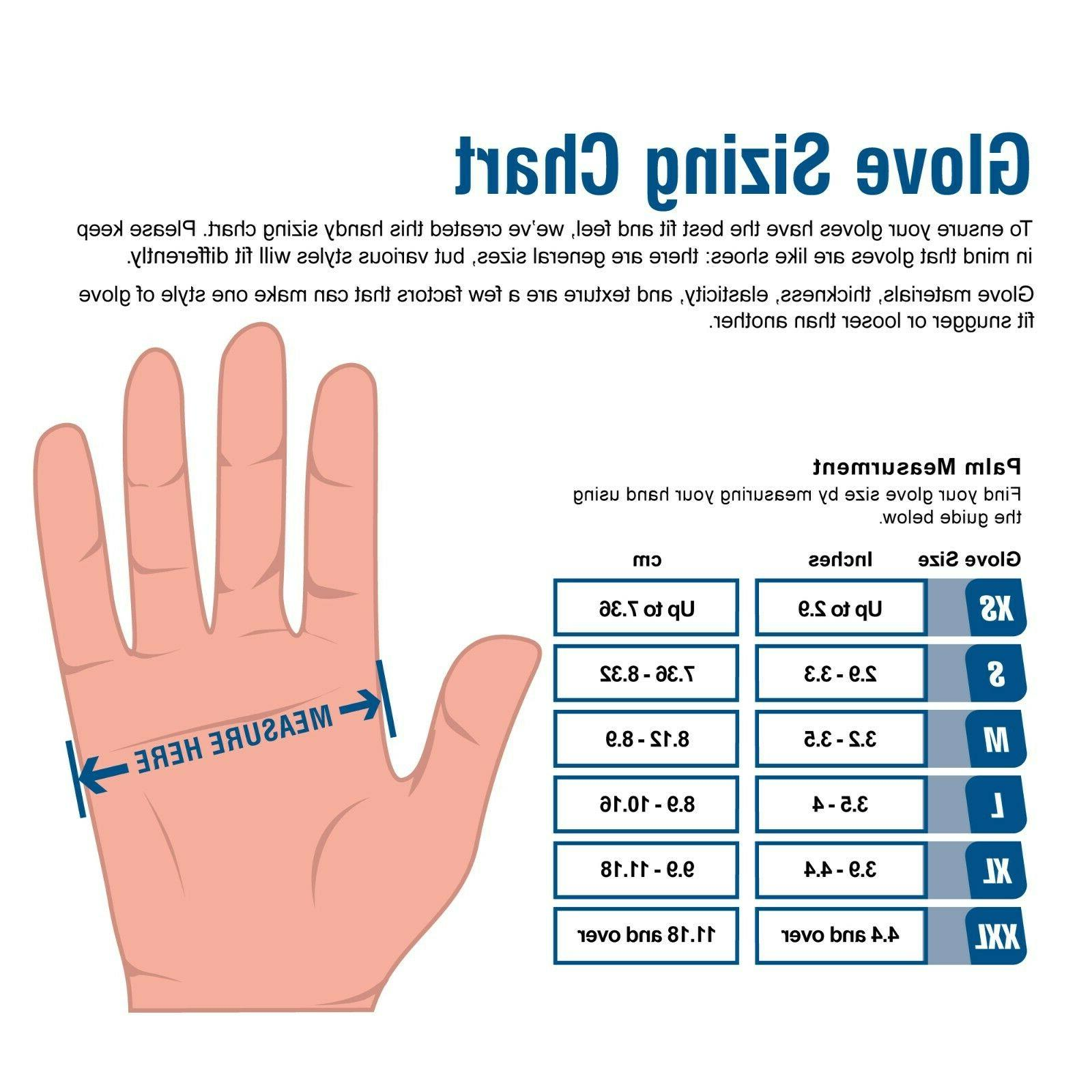 1000 GLOVEWORKS GWGN Nitrile Industrial Free Gloves Green