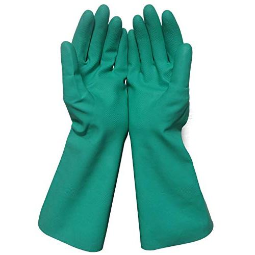 heavy duty cleaning gloves reusable
