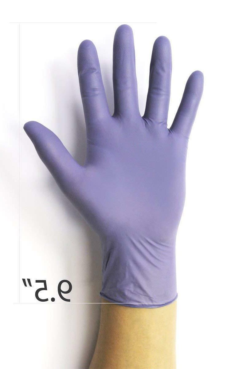infi touch nitrile gloves 9 5 length