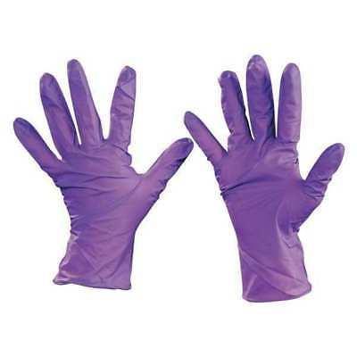 Kimberly Clark® Nitrile Gloves,XLarge,Purple,PK90 SAFESKIN
