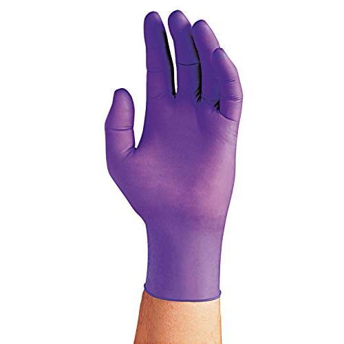 Kimberly-Clark Professional 55083 NITRILE mm Length, Purple