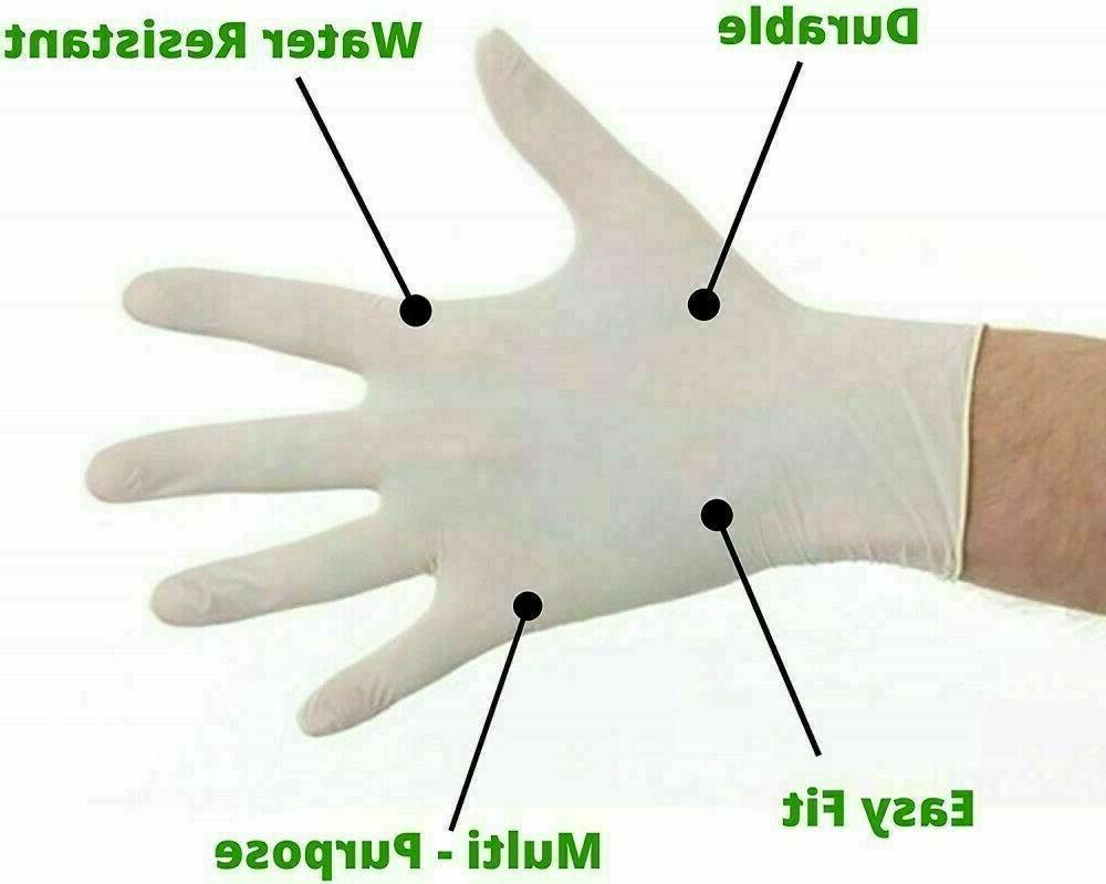 Latex/Nitrile/Vinyl Gloves M / / XL Zone