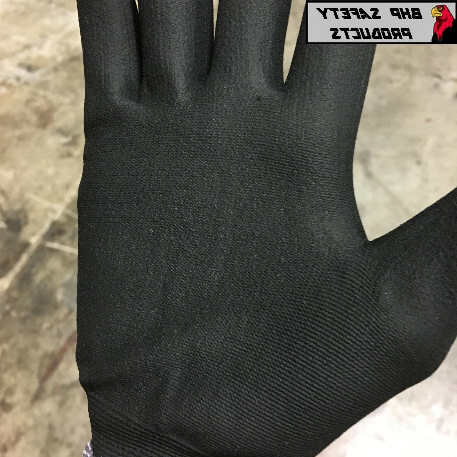 Work Liberty G-Grip Foam Nitrile Foam-Palm Coated