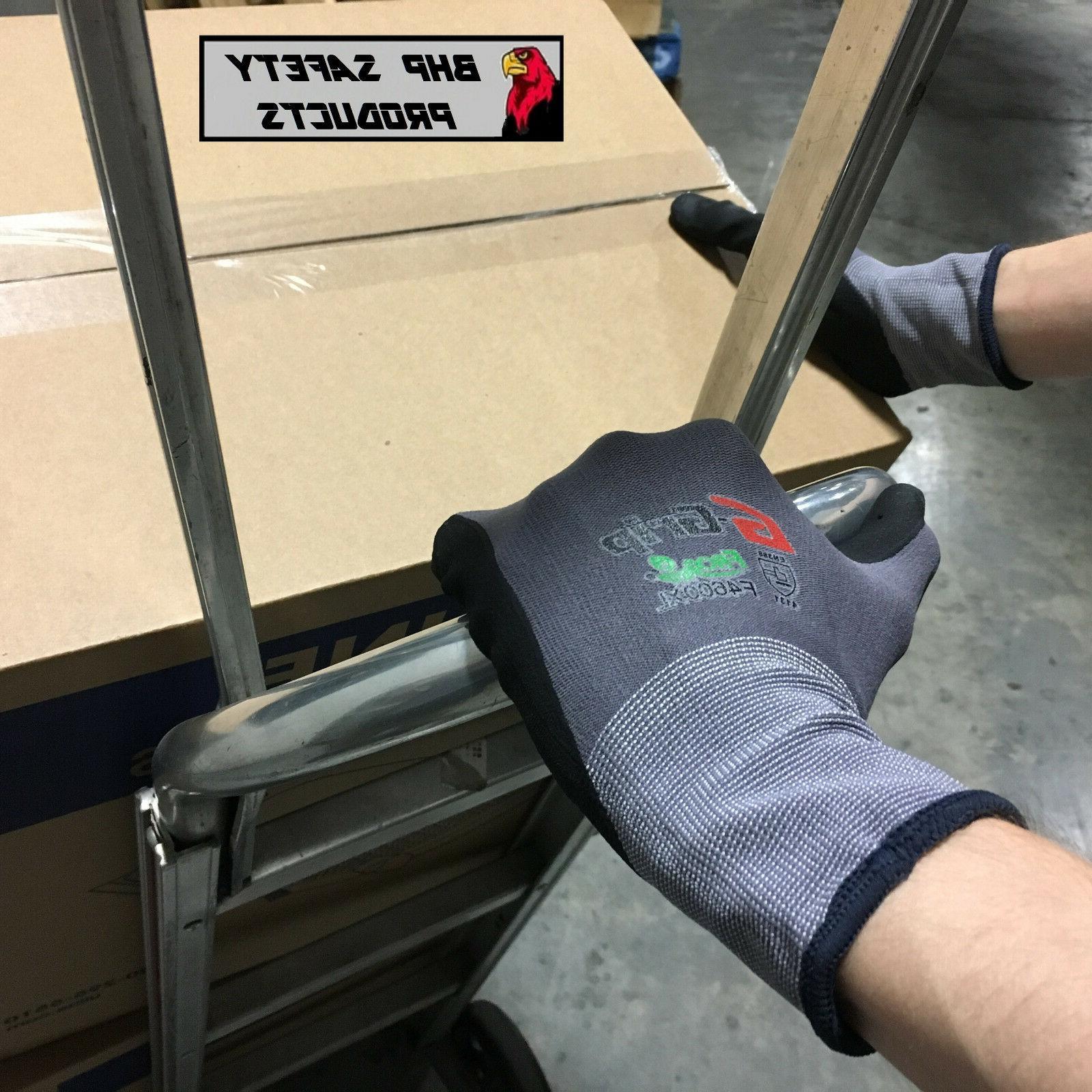 Work Foam Nitrile Micro Foam-Palm Coated