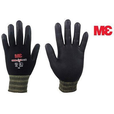 Advanced Nitrile Foam Coating Glove  New 3M Work Comfort grip Electrical wiring