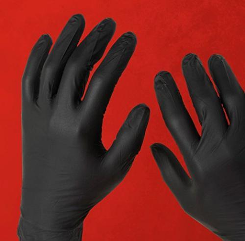 Adenna 4 mil Nitrile Powder Exam Gloves Box 100