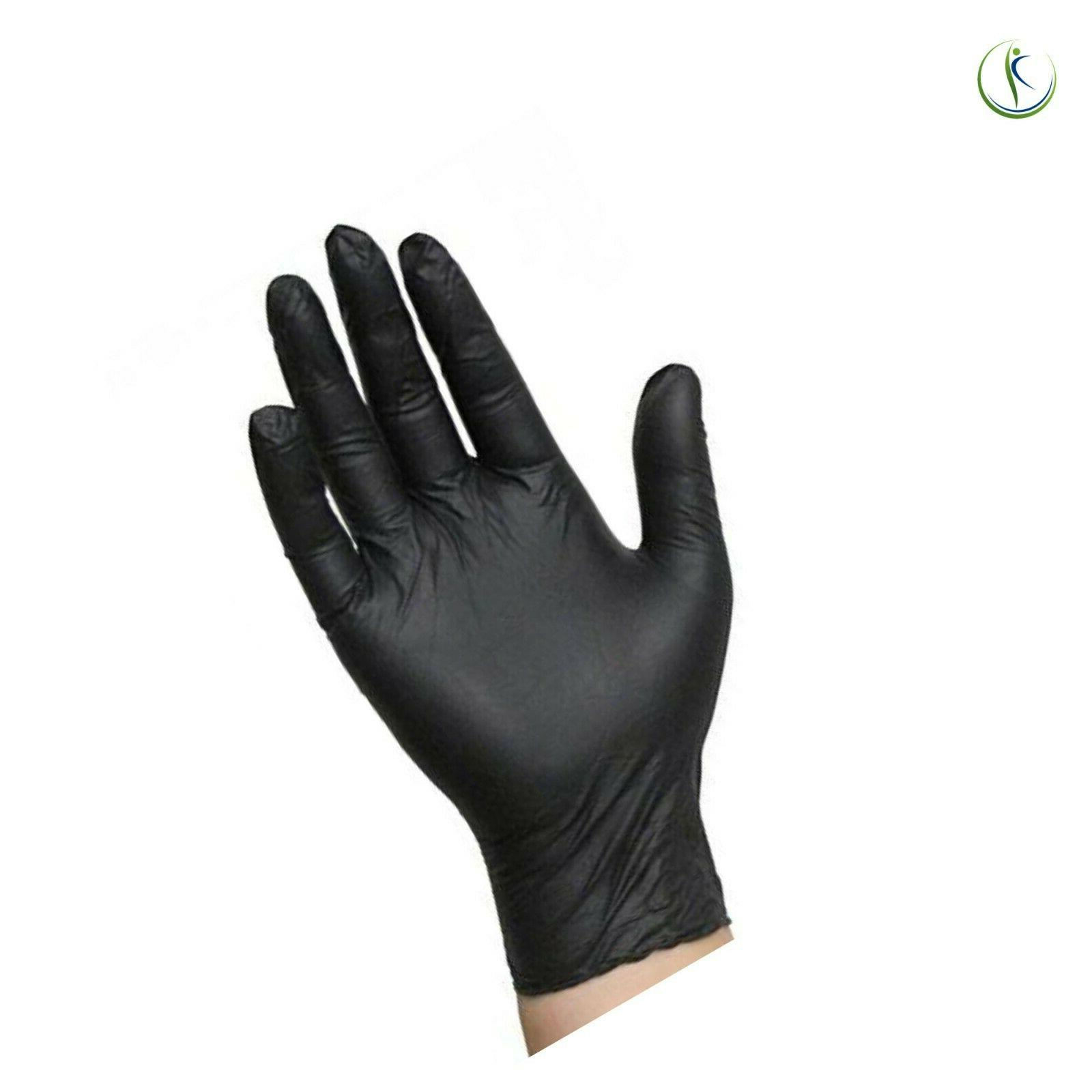 Nitrile Disposable Gloves Powder-Free Dental 5 Mil