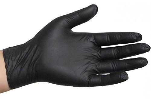 nitrile exam glove