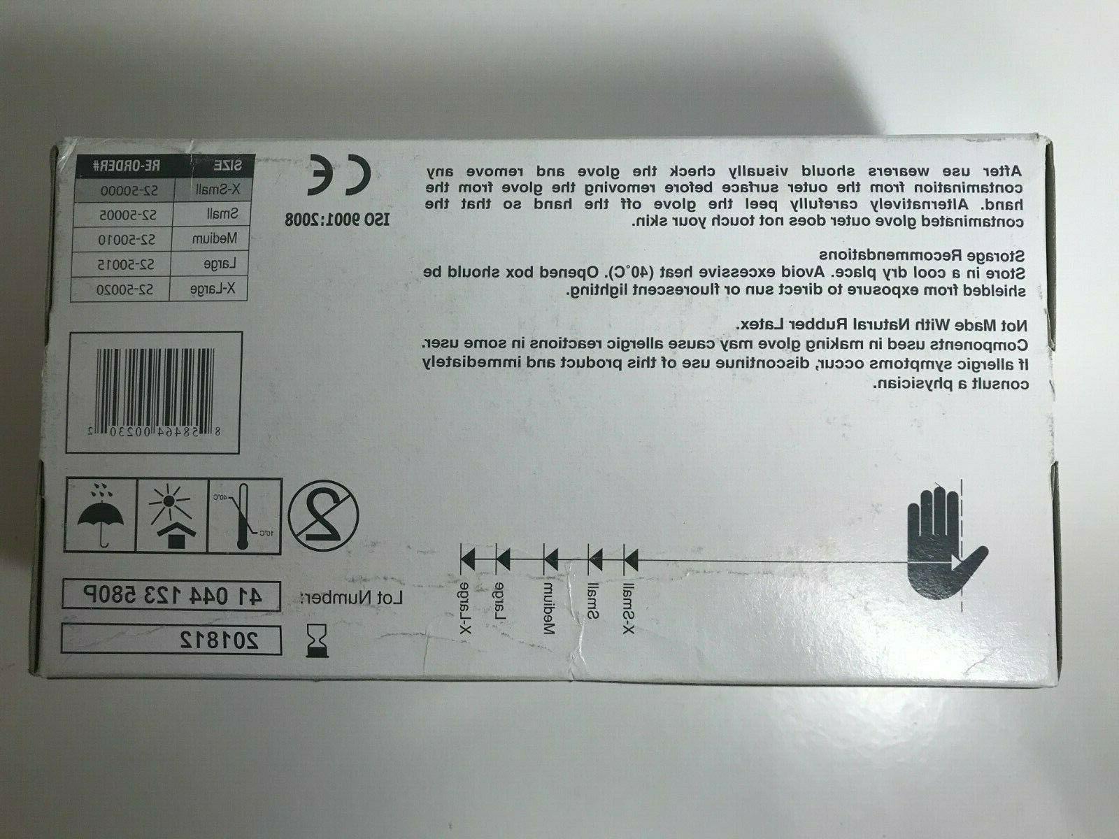 Skintx Nitrile Extra 100 Per Box