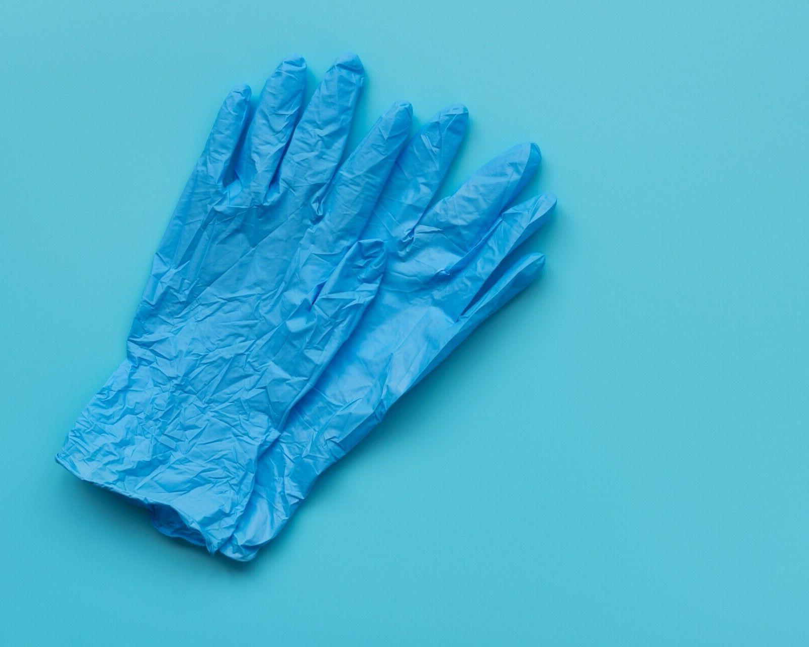 Nitrile Gloves Non Powder Free