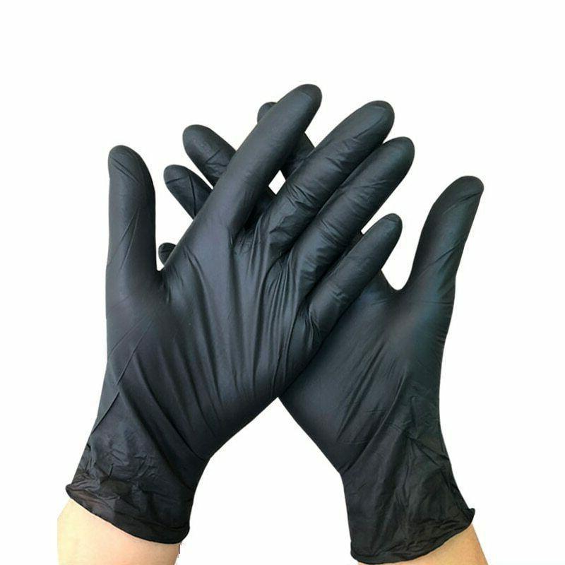 Nitrile Gloves Powder