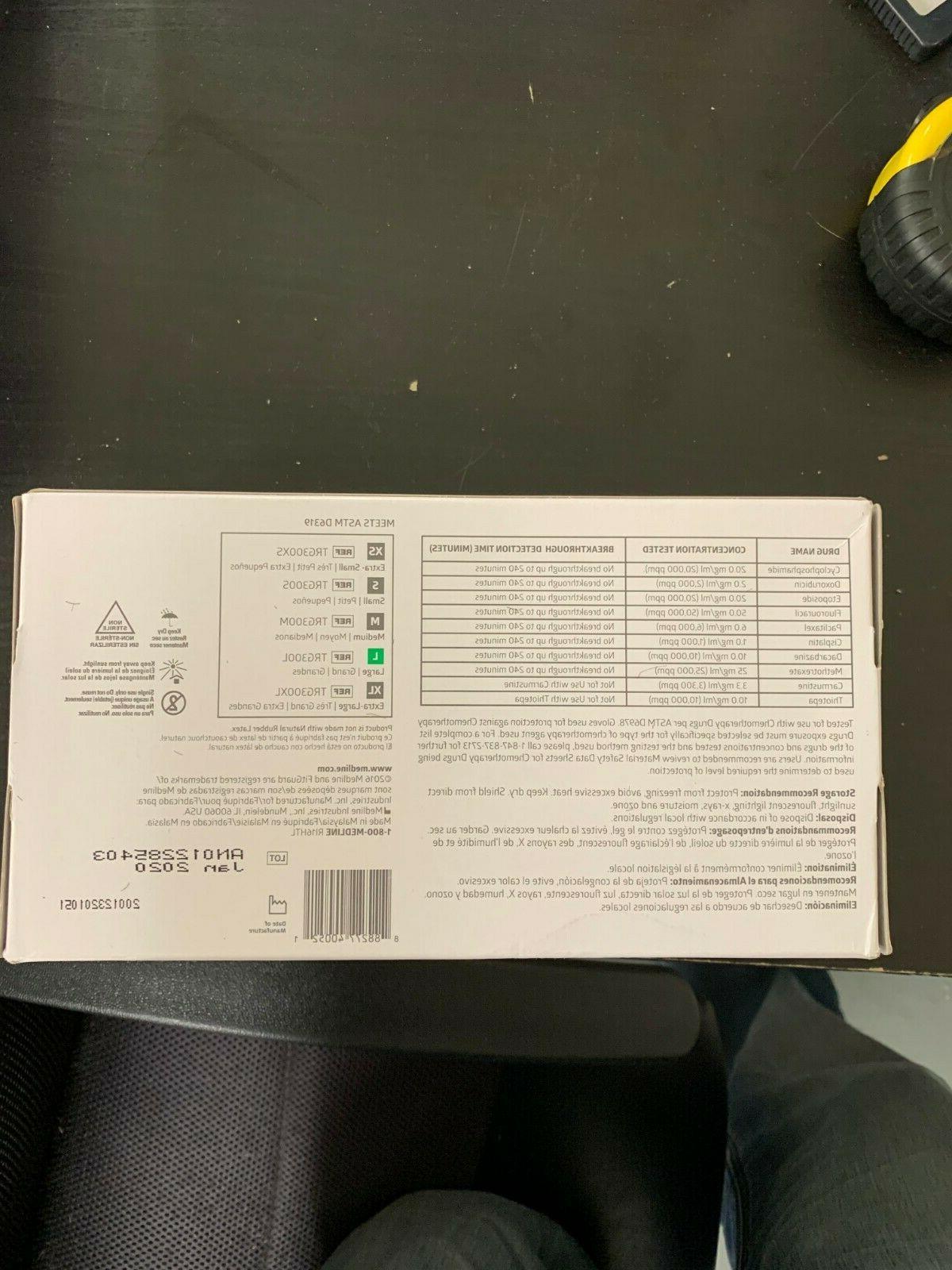 Nitrile powder free Size Fitguard Exam grade