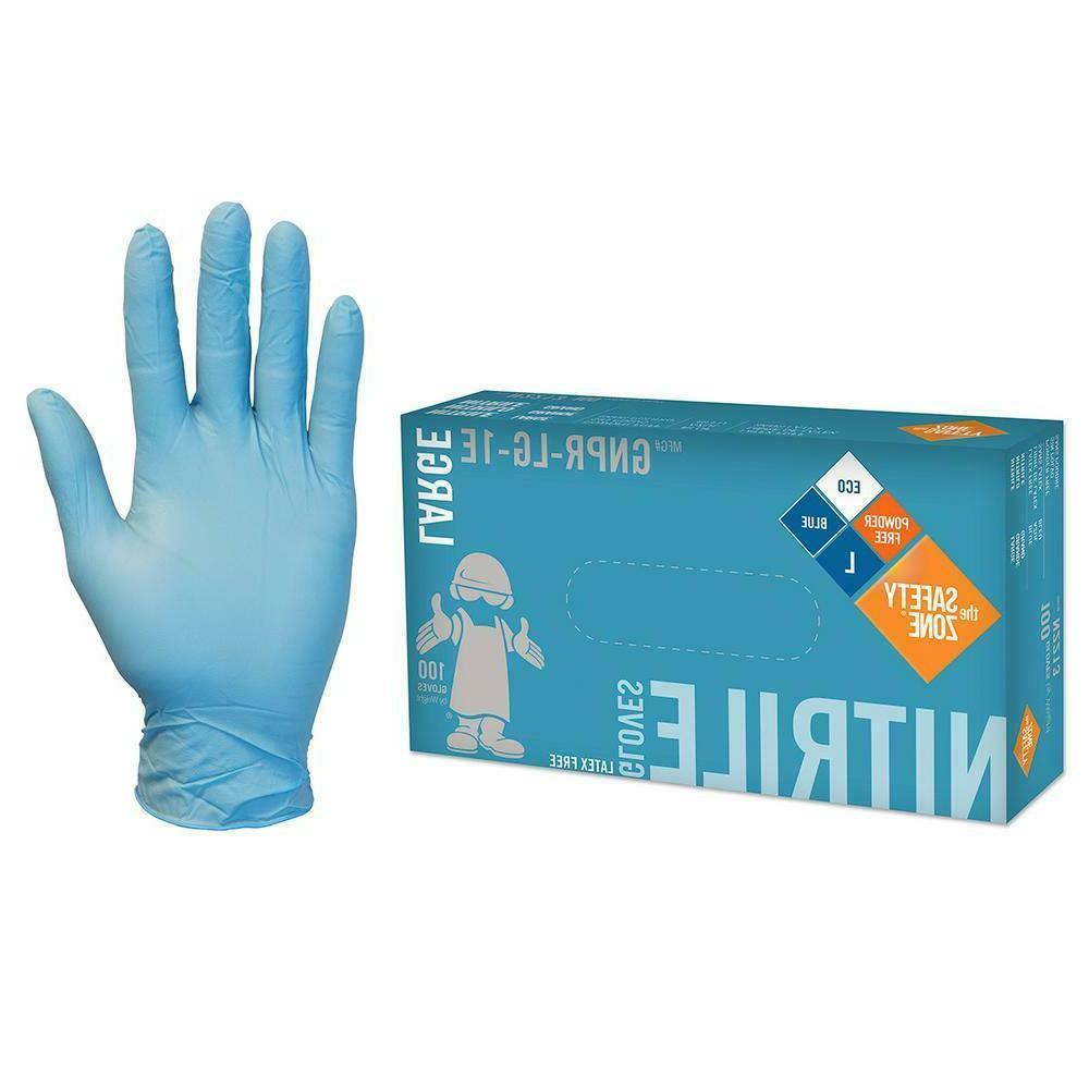 Nitrile gloves L XL 50/100/500/1000 PCS