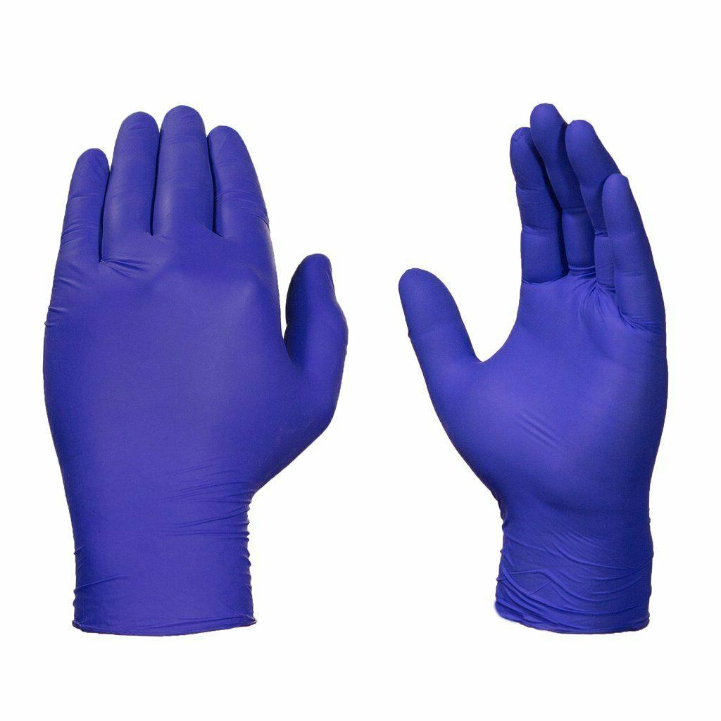 Nitrile / Vinyl Powder Free Gloves S - M - L - XL Gloves 50/