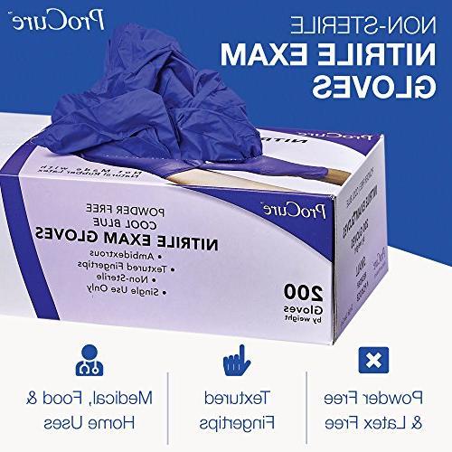 ProCure Disposable – Powder Latex Grade, Non - Soft Tips Cool