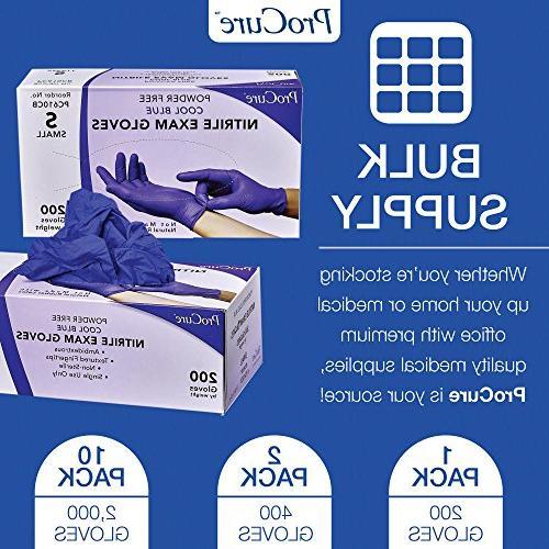 ProCure Disposable – Rubber Latex Free, Grade, Non - with Tips