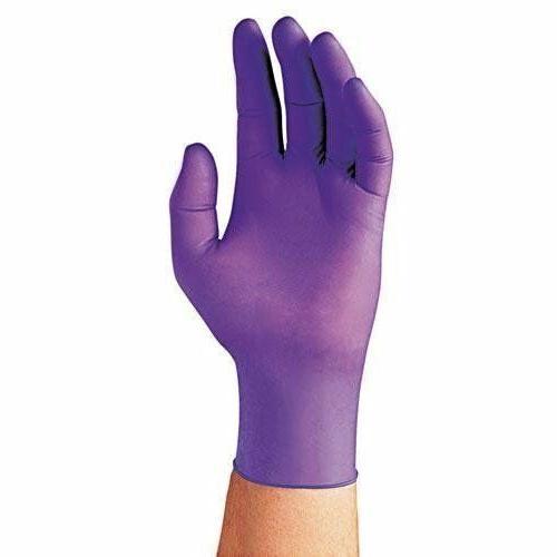 Purple Nitrile Exam Glove, Extra Large XL, Kimberly Clark Ha