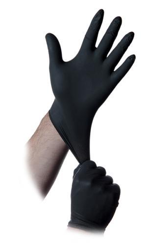 SAS Raven Black Gloves Box - Free