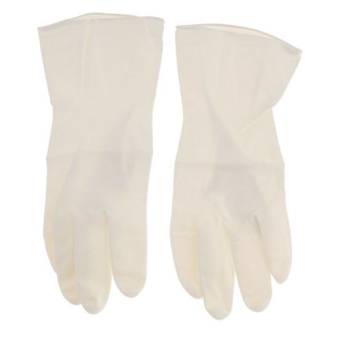 Reusable Nitrile Household Cleaning Gloves ~ Latex Rubber Fr