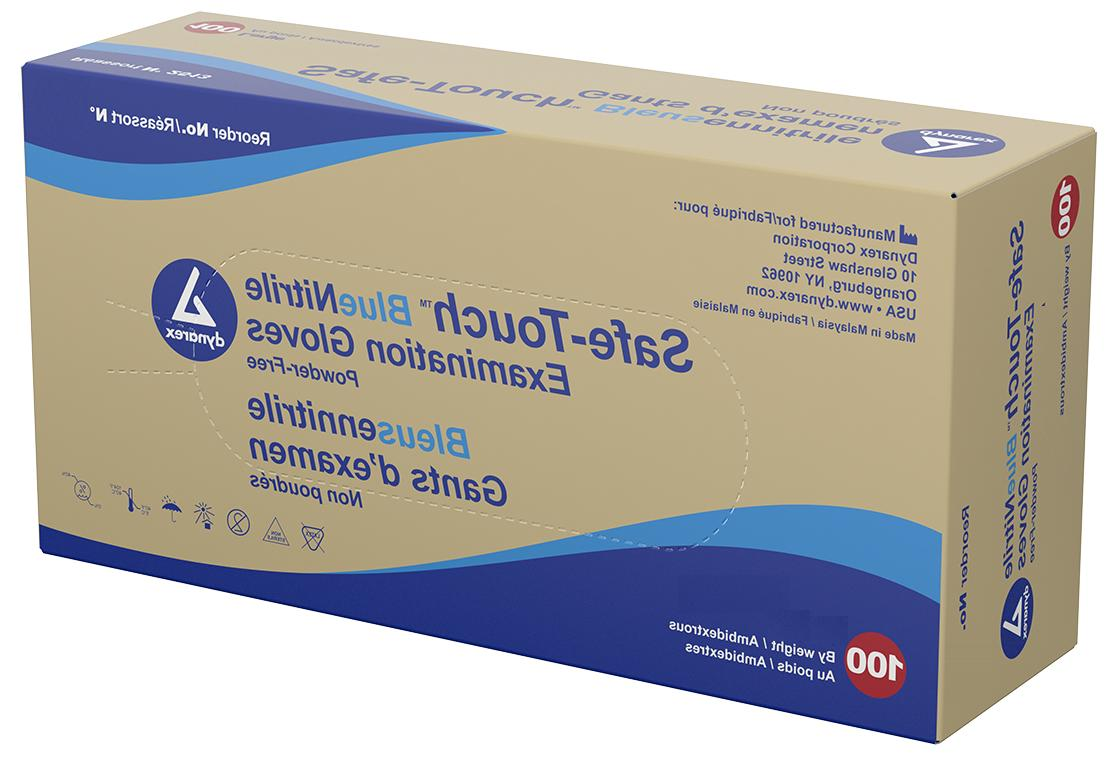 Dynarex Touch Nitrile Exam Free Select and Qty