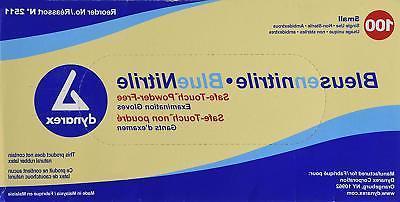 safetouch nitrile exam gloves non latex powder