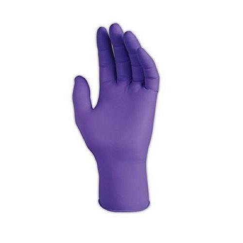 Halyard Gloves, Powder Free, Purple