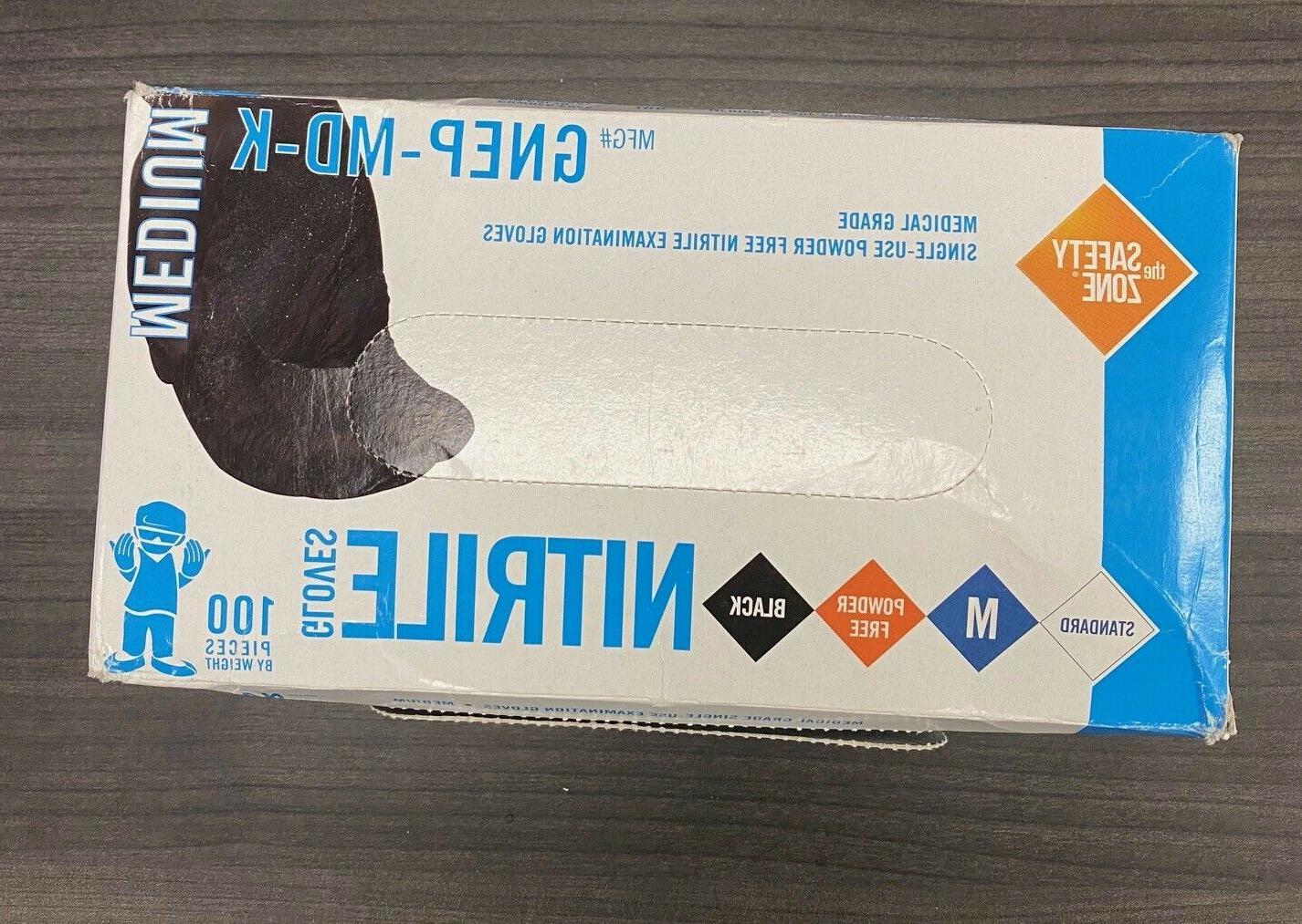 Gloves LATEX FREE, Medium 50 or 100Bx