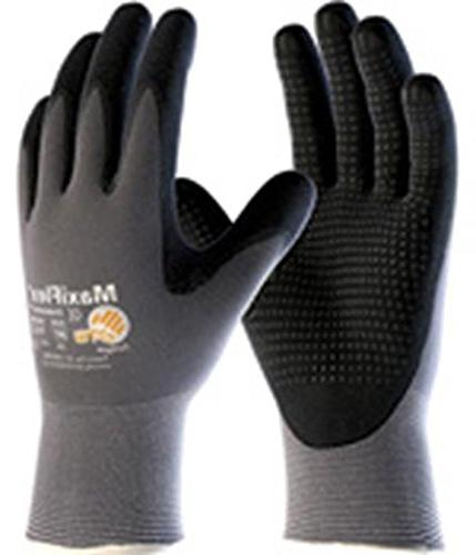 MaxiFlex Knit Glove Nitrile Coated Grip on and