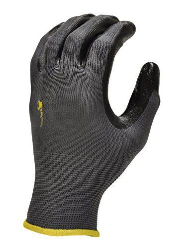 G & F Seamless Coated Gloves, Garden Gloves, Pair