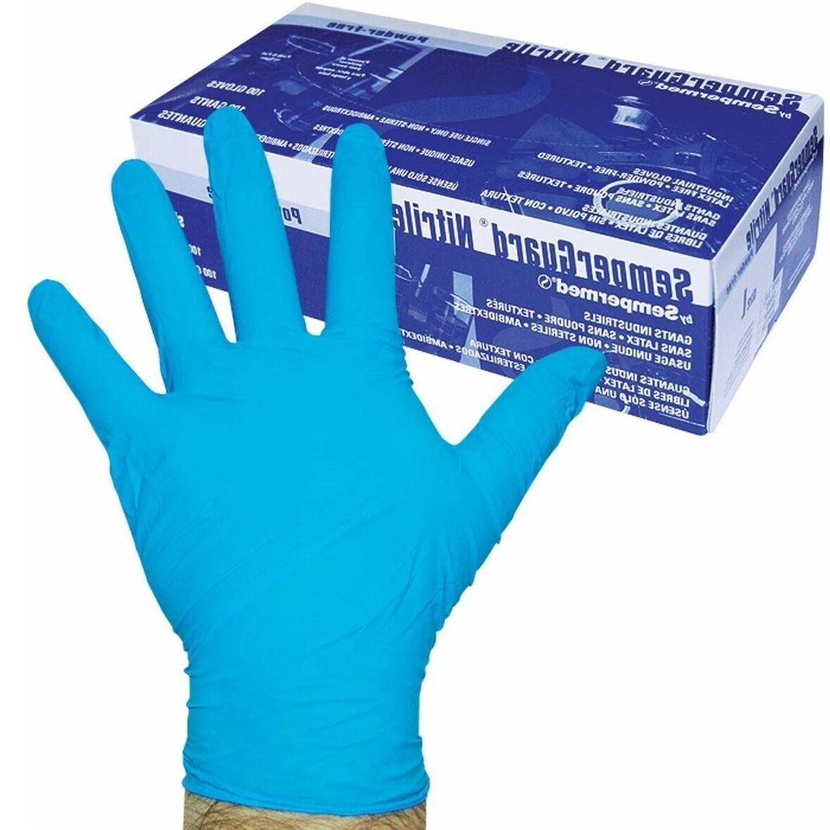 SemperGuard Blue Exam Industrial