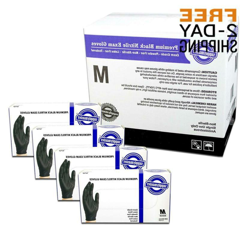 smpbkne6m premium exam nitrile gloves disposable powder
