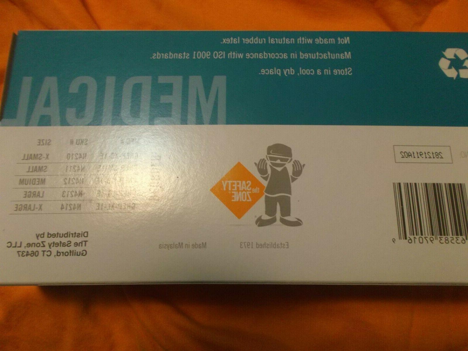 Unopened Box Of Nitrile -Size