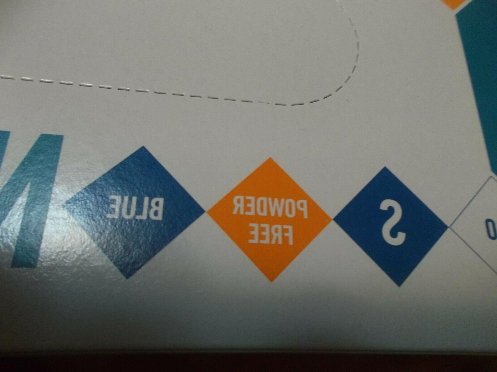 Unopened Box Nitrile Safety/Exam Gloves -Size Based Seller!