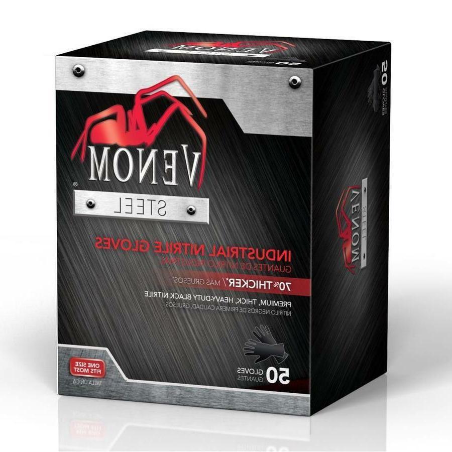 Venom Disposable Premium Gloves / Box