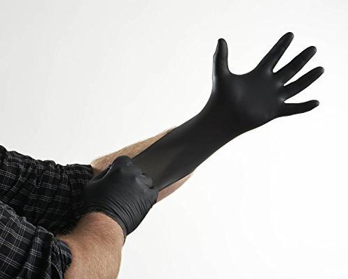 Venom Steel Nitrile Rip Latex Free 2 Layer Most