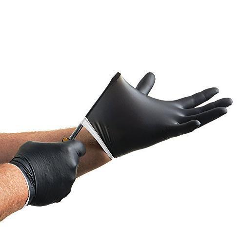 Venom Steel Rip Latex Free Layer Thick, Size Most