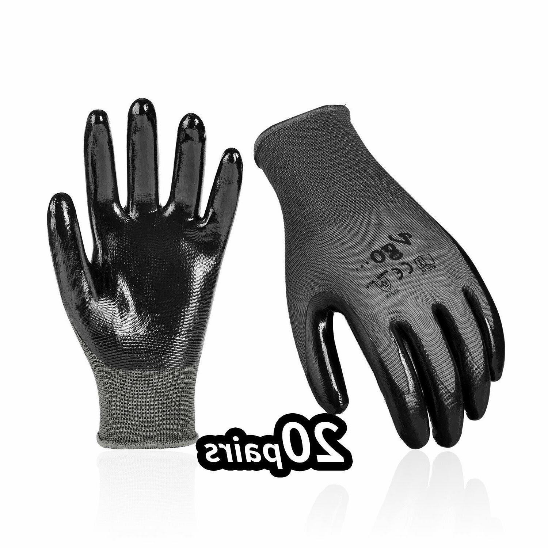 Vgo Yard,Garden,Construction Gloves