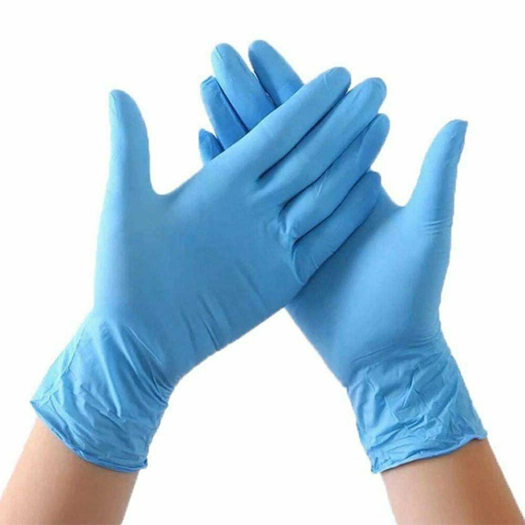 Latex Powder Free Gloves 50/100/1000 SIZES