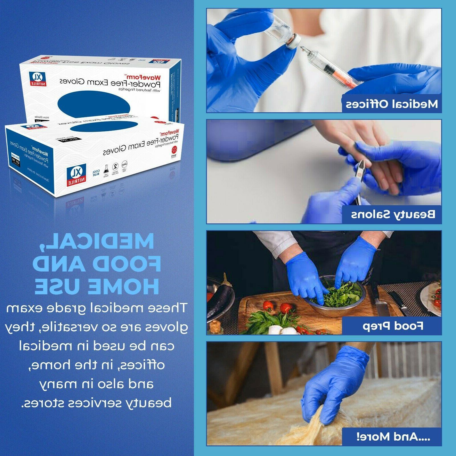 Premium Medical Latex Disposable Gloves