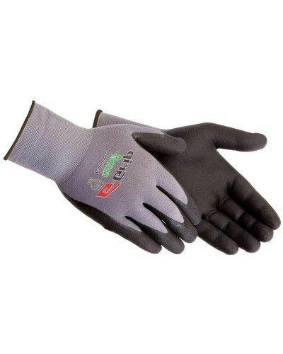 work gloves liberty g grip foam nitrile