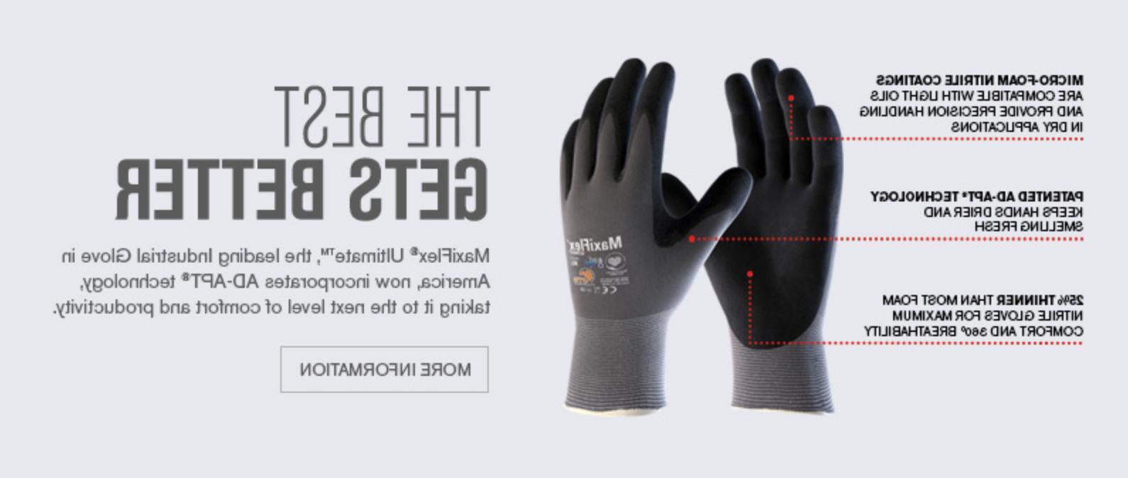 ATG Work Grip Ultimate AD-APT