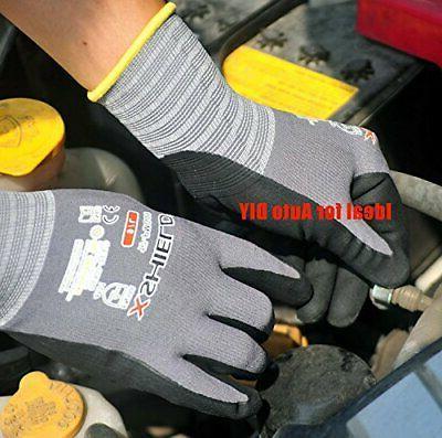 Nitrile Gloves Pairs Medium