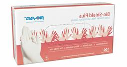 NITRILE / LATEX GLOVES EXAMINATION  S M L XL 50 / 100 / 1000