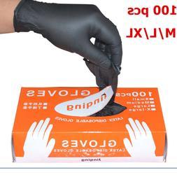LESHP 100pcs/lot Mechanic <font><b>Gloves</b></font> <font><