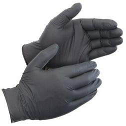 Liberty Glove & Safety 2015W-M DuraSkin BlackShield 4 mil Me