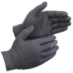 Liberty Glove & Safety 2015W-M DuraSkin BlackShield 4 mil Me