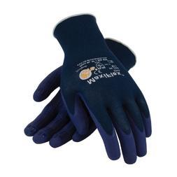 ATG MaxiFlex Nylon, Micro-Foam Nitrile Grip, Youth M/Adult X