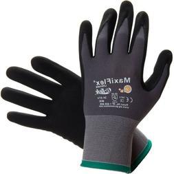 PIP MaxiFlex Ultimate Nitrile Micro-Foam Coated Gloves MEDIU