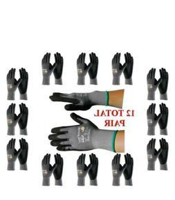 PIP MaxiFlex Ultimate Nitrile Micro-foam Coated Gloves Large