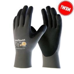 MaxiFoam® Lite 34-900, 3 Pack & 12 Pair Pack Nitrile Grip G